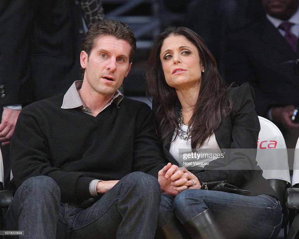 Celebrities At The Lakers Game