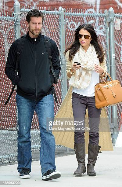 Bethenny Frankel and Jason Hoppy are seen on March 12 2012 in New York City