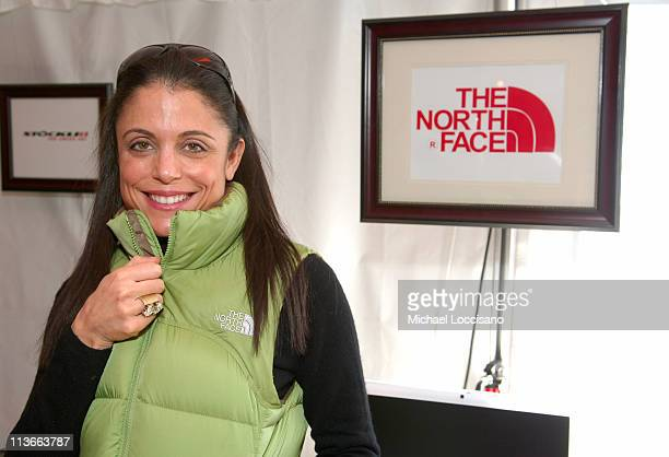 Bethenny Frankel at The North Face at The Ice Lounge presented by The North Face, Lexus, and St. Regis.*Exclusive*