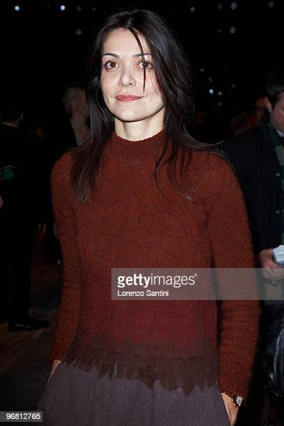 Bethenny Frankel attends 3.1 Phillip Lim during Mercedes-Benz Fashion Week Fall 2010 at Bryant Park on February 17, 2010 in New York City.