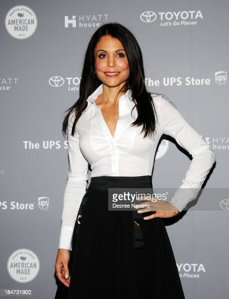 Bethenny Frankel attends the 2nd annual American Made Awards at Vanderbilt Hall at Grand Central Terminal on October 15, 2013 in New York City.