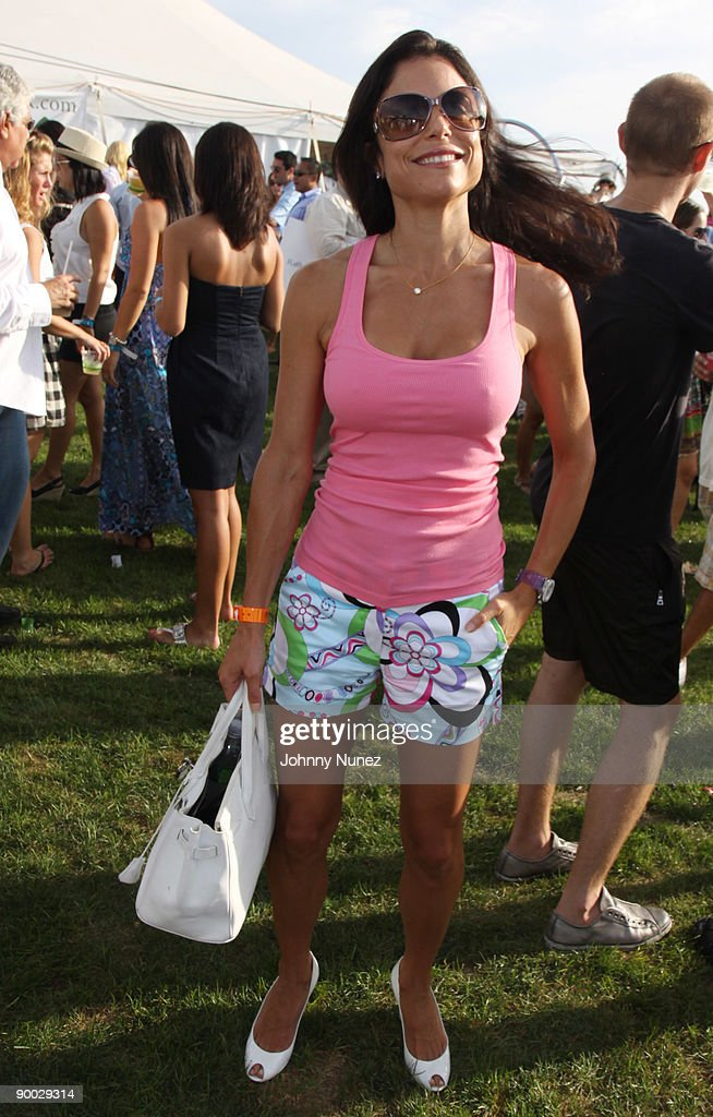 Bethenny Frankel attends the closing day of the Mercedes-Benz Polo Challenge at Blue Star Jets Field at Two Trees Farm on August 22, 2009 in Bridgehampton, New York.