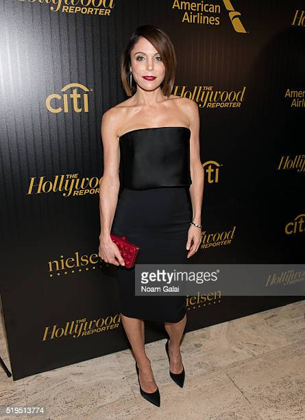 Bethenny Frankel attends The Hollywood Reporter's 2016 35 Most Powerful People in Media at Four Seasons Restaurant on April 6 2016 in New York City