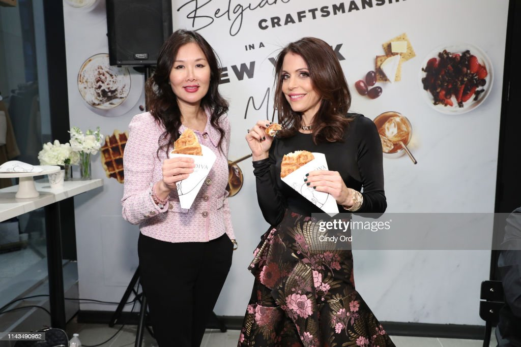 NY: Godiva Debuts Cafe Concept In New York City With Bethenny Frankel & CEO, Annie Young Scrivner