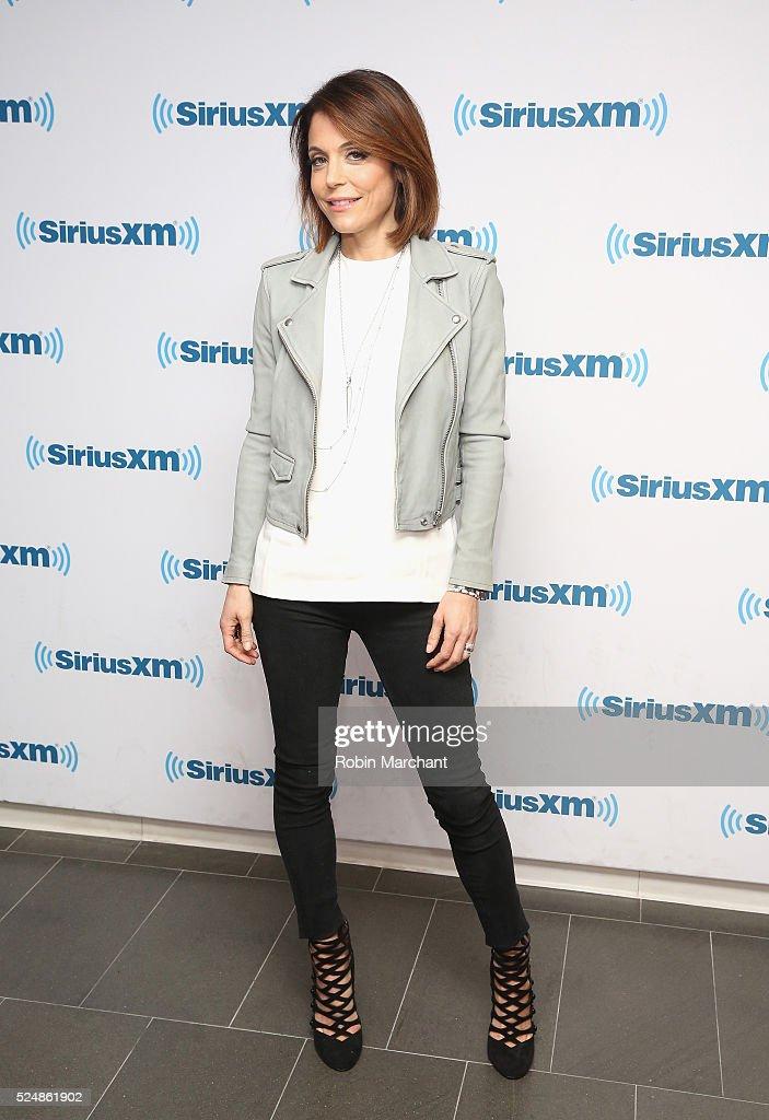 Celebrities Visit SiriusXM - April 26, 2016