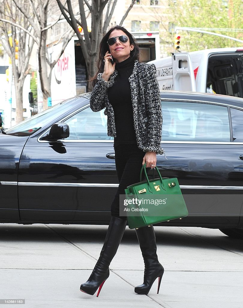 Celebrity Sightings In New York City - April 11, 2012 : News Photo