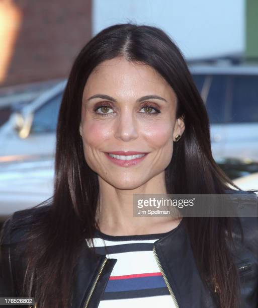 """Bethenny Frankel Signs Copies Of Her Book """"Skinnygirl Solutions"""" at Bookends on August 14, 2013 in Ridgewood, New Jersey."""
