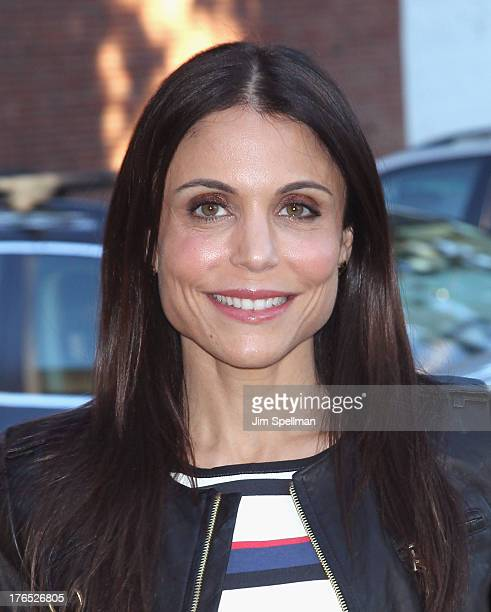 Bethenny Frankel Signs Copies Of Her Book 'Skinnygirl Solutions' at Bookends on August 14 2013 in Ridgewood New Jersey