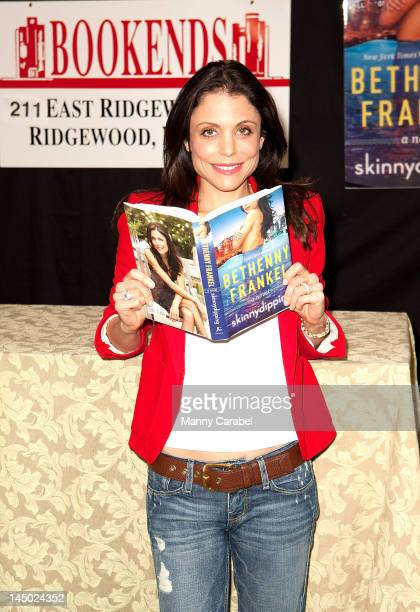 Bethenny Frankel visits at Bookends on May 9, 2012 in Ridgewood, New Jersey.