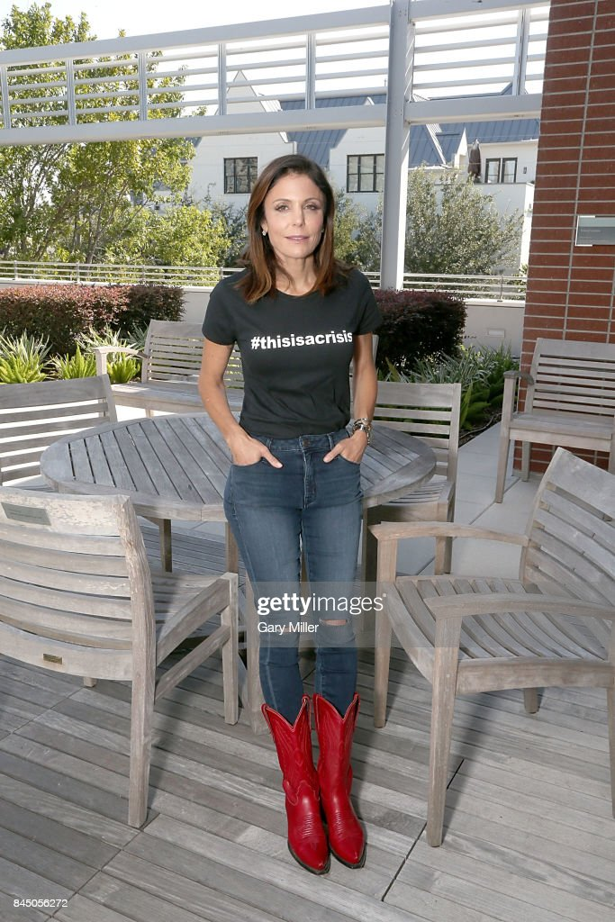 #thisisacrisis: Bethenny Frankel, BStrong And Dress For Success Help Women And Their Families Affected By Hurricane Harvey In Houston