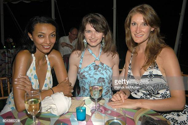 Bethlam Forsa Joanna Stone and Meredith Fink attend Cocktail Party With Steven Schonfeld Celebrating Mindy Greenblatt's Birthday at Watermill on...