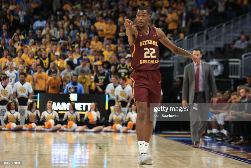 COLLEGE BASKETBALL: NOV 10 Bethune-Cookman at Marquette : News Photo