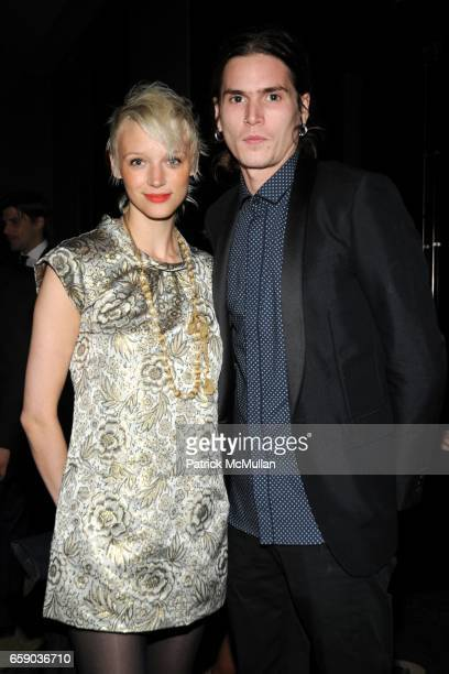 Betina Holte and Jamie Burke attend NEW YORKERS FOR CHILDREN Sixth Annual Spring Dinner Dance New Year's in April A Fool's Fete at Mandarin Oriental...