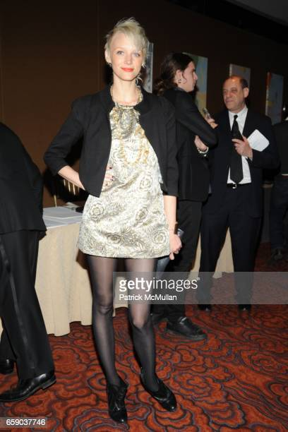 Betina Holte attends NEW YORKERS FOR CHILDREN Sixth Annual Spring Dinner Dance New Year's in April A Fool's Fete at Mandarin Oriental on April 15...