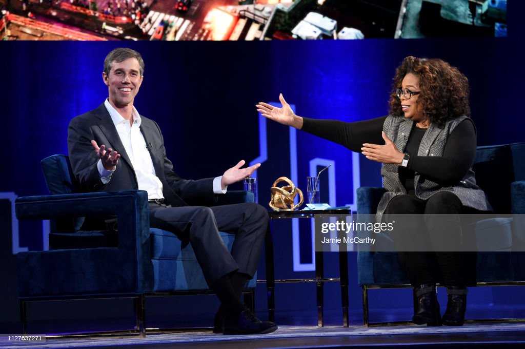 Oprah's SuperSoul Conversations : News Photo