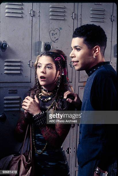 LIFE 'Betrayal' Season One 1/12/95 Angela realizes she is over Jordan and is into someone else AJ Langer and Wilson Cruz star