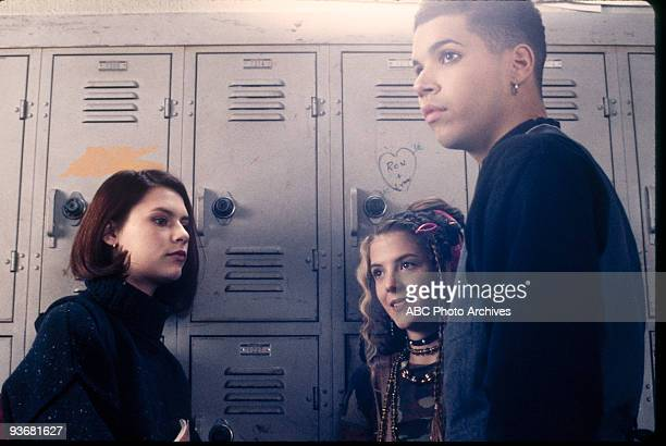 LIFE 'Betrayal' Season One 1/12/95 Angela realizes she is over Jordan and is into someone else AJ Langer and Wilson Cruz also star