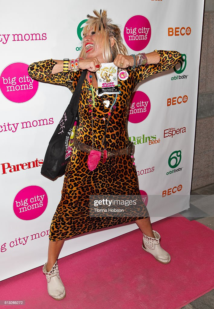 Betsey Johnson Attends The Big City Moms Host U0027The Biggest Baby Shower  Everu0027 At