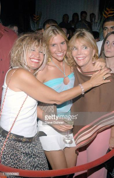 Betsey Johnson Jessie Della Femina and Judy Licht
