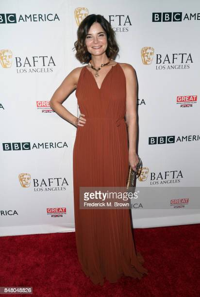 Betsy Brandt attends the BBC America BAFTA Los Angeles TV Tea Party 2017 at The Beverly Hilton Hotel on September 16 2017 in Beverly Hills California