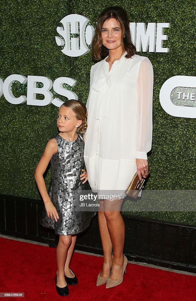 CBS, CW, Showtime Summer TCA Party - Arrivals : Nachrichtenfoto