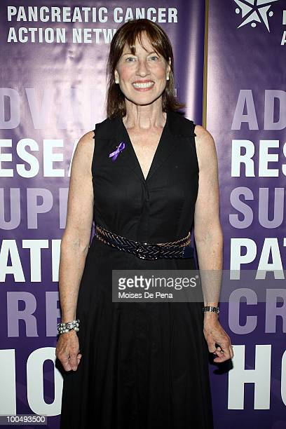 Betsy Hilfiger attends the 3rd Annual Cookin' Up a Cure Benefit for the Pancreatic Cancer Action Network at the Frederick P Rose Hall Jazz at Lincoln...