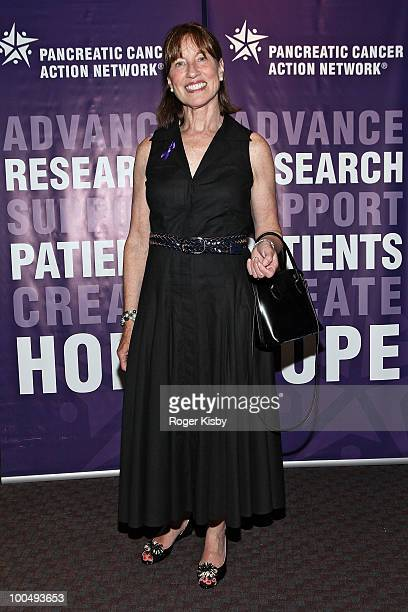 Betsy Hilfiger sister of Tommy Hilfiger attends the 3rd Annual Cookin' Up a Cure Benefit for the Pancreatic Cancer Action Network at the Frederick P...