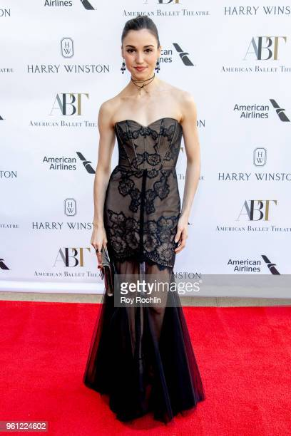 Betsy McBride attends the 2018 American Ballet Theatre Spring Gala at The Metropolitan Opera House on May 21 2018 in New York City