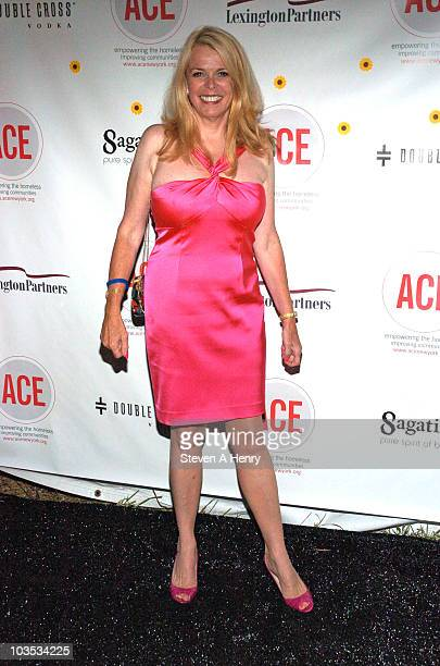 Betsy McCaughey attends the Brazilian Sunflowers Fundraiser at Girasole on August 21 2010 in Southampton New York