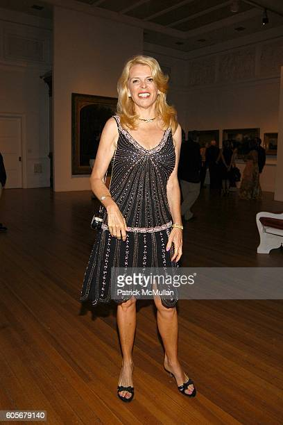 Betsy McCaughey attends The Midsummer Party Benefit for The PARRISH ART MUSEUM at The Parrish Art Museum on July 8 2006 in Southampton NY