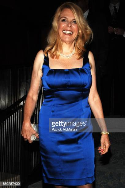 Betsy McCaughey Ross attends THE FOUR SEASONS RESTAURANT 50th Anniversary INSIDE at The Four Seasons Restaurant on June 11 2009 in New York City