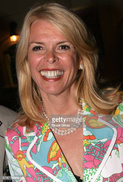 Betsy McCaughey Ross during Steel Magnolias Final Performance on Broadway Benefiting The Actors Fund of America at The Lyceum Theater in New York...
