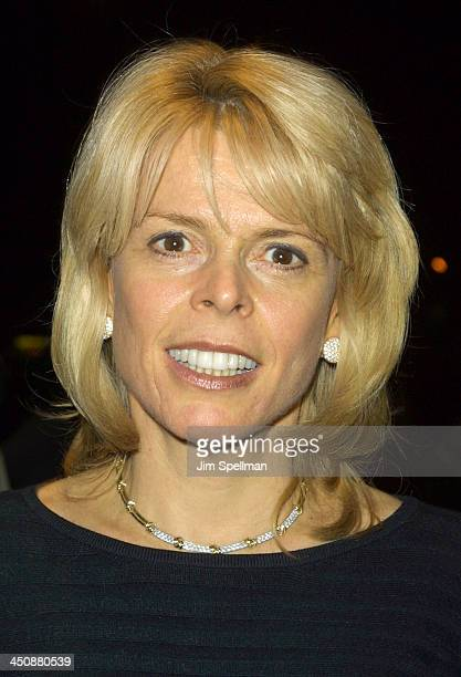 Betsy McCaughey' Ross during The Business Of Strangers New York Premiere at Clearview Chelsea West in New York City New York United States