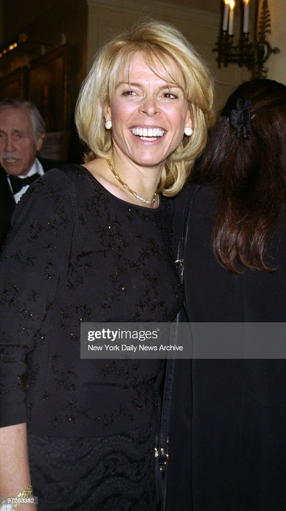 Betsy McCaughey Ross, the former lieutenant governor, is on  : News Photo
