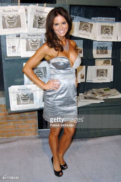 Betsy Russell attend Spike TV's SCREAM 2010 at The Greek Theatre on October 16 2010 in Griffith Park California