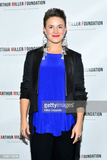Betsy Struxness attends the 2018 Arthur Miller Foundation Honors at City Winery on October 22 2018 in New York City