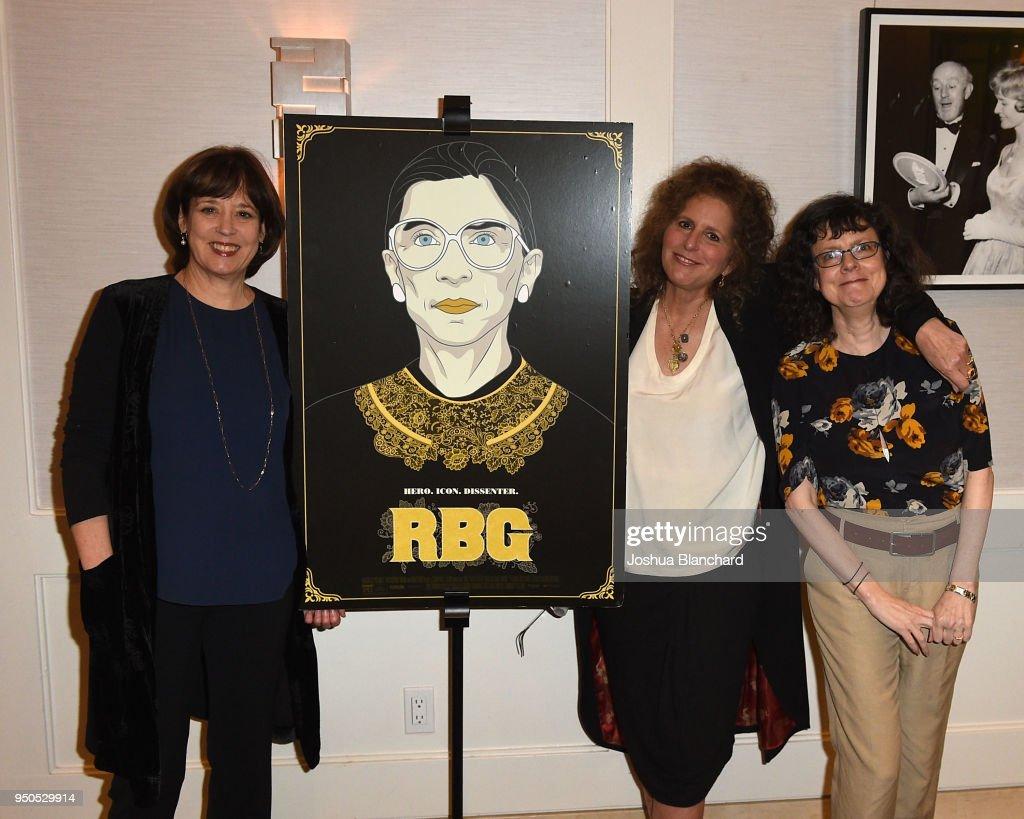 Los Angeles Special Screening of RBG
