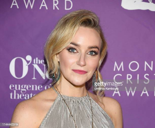 Betsy Wolfe attends 19th Annual Monte Cristo Awardat Edison Ballroom on April 22 2019 in New York City