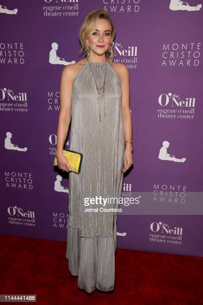 Betsy Wolfe attends as Eugene O'Neill Theater Center Honors John Logan With 19th Annual Monte Cristo Award at Edison Ballroom on April 22 2019 in New...