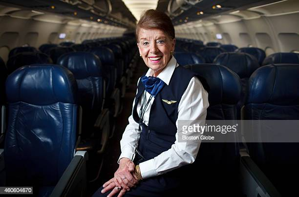 Bette BurkeNash is the longest serving flight attendant at US Airways She now flies the shuttle flight between Boston and Washington