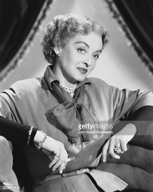 Bette Davis plays the vengeful Joyce Ramsey in 'Payment on Demand' directed by Curtis Bernhardt