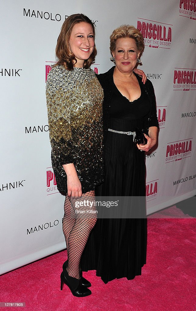 """Priscilla Queen Of The Desert The Musical"" Broadway Opening Night - Arrivals & Curtain Call : News Photo"