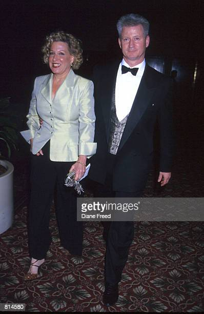 Bette Midler and husband