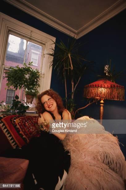 Bette Midler at Home