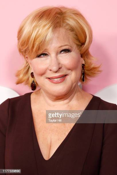 Bette Midler attends the premiere of Netflix's The Politician at DGA Theater on September 26 2019 in New York City