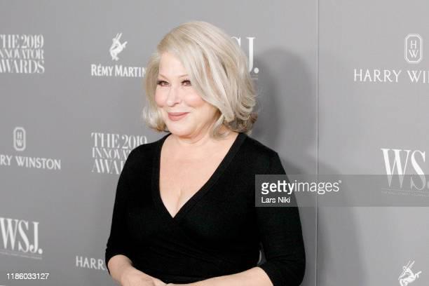 Bette Midler attends the WSJ Magazine 2019 Innovator Awards sponsored by Harry Winston and Rémy Martin at MOMA on November 06 2019 in New York City