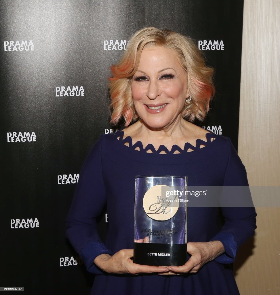 83rd Annual Drama League Awards Ceremony And Luncheon : News Photo