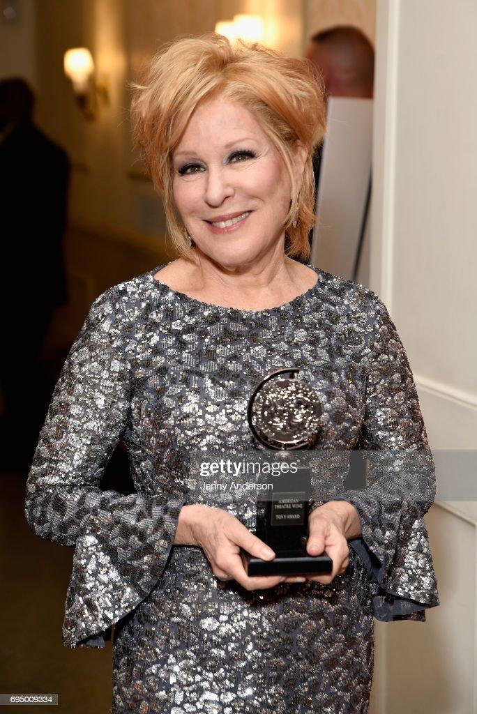 2017 Tony Awards - Media Room