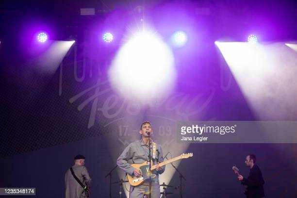 September 18: Betterov performs live on stage during day 2 of Pure & Crafted Festival in Berlin on September 18, 2021 in Berlin, Germany.