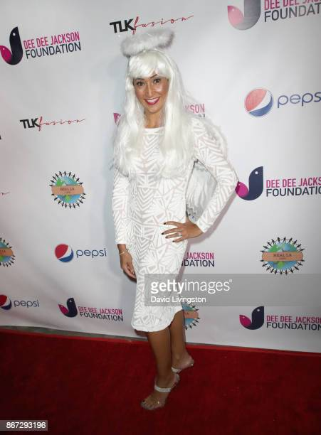 Bettina Bush at Prince Jackson's Heal LA and TLK Fusion Present the 2nd Annual Costume for a Cause at Jackson Family Home on October 27 2017 in...